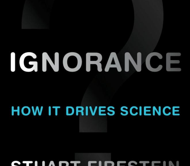 """Ignorance """"無知"""" 如何推動科學"""