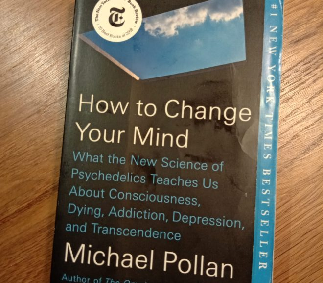 How to Change Your Mind 迷幻磨菇能改變你的意念,或是觀感嗎?