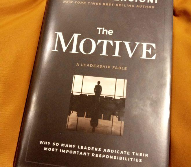 The Motive 領導的動機