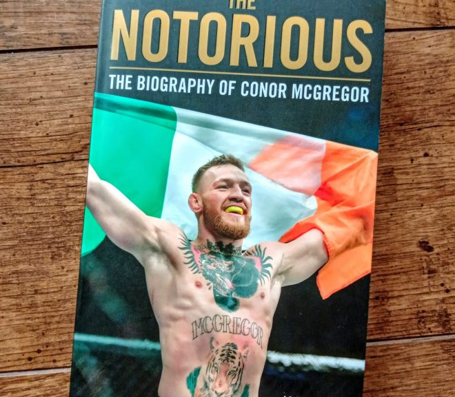 The Notorious 格鬥天王McGregor的故事