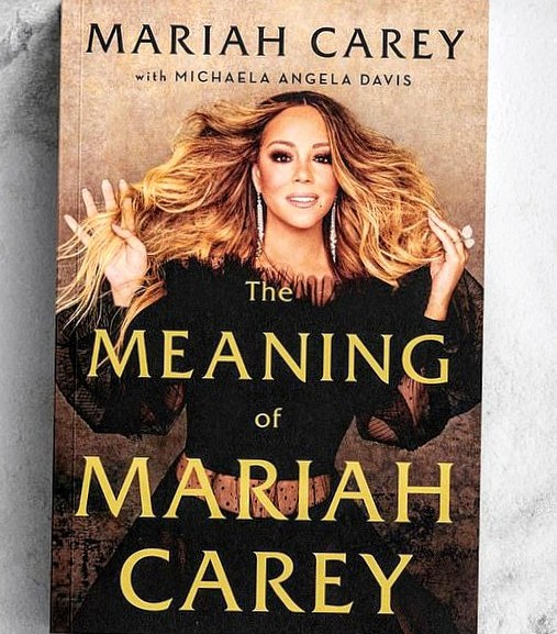 The Meaning of Mariah Carey 身為花蝴蝶