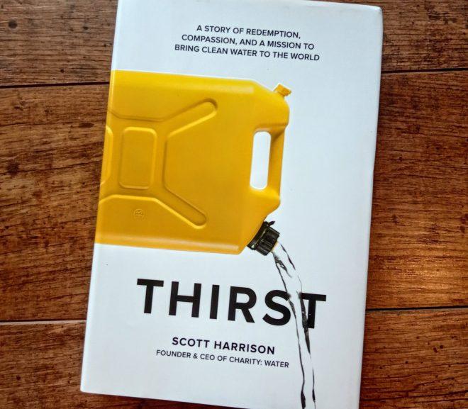 Thirst 成為泉源