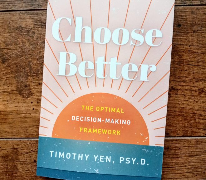 Choose Better 做個選擇高手