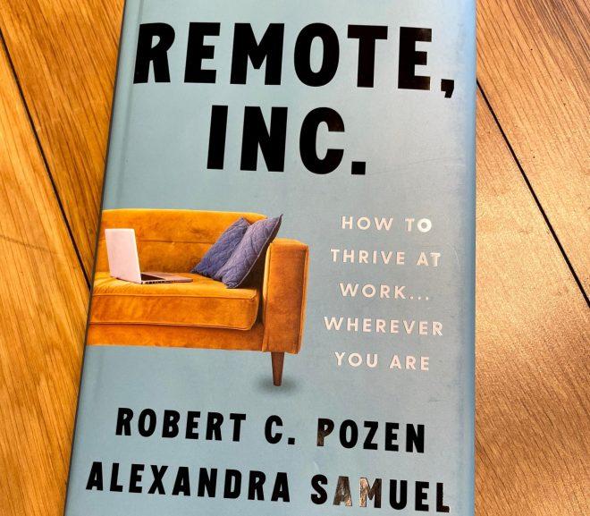 Remote Inc 遠距有限公司