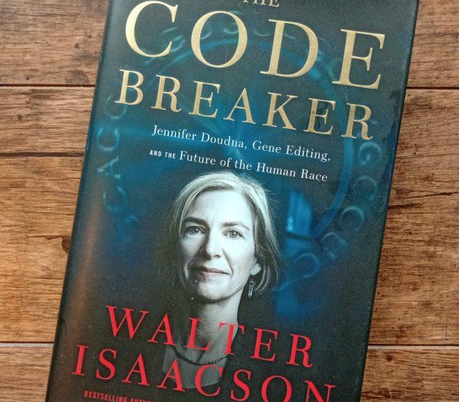 The Code Breaker 破解基因碼的人