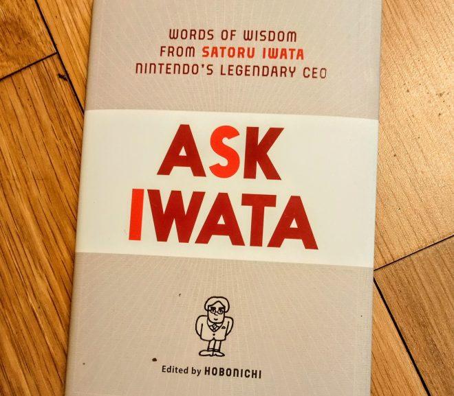 Ask Iwata 岩田聰如是說