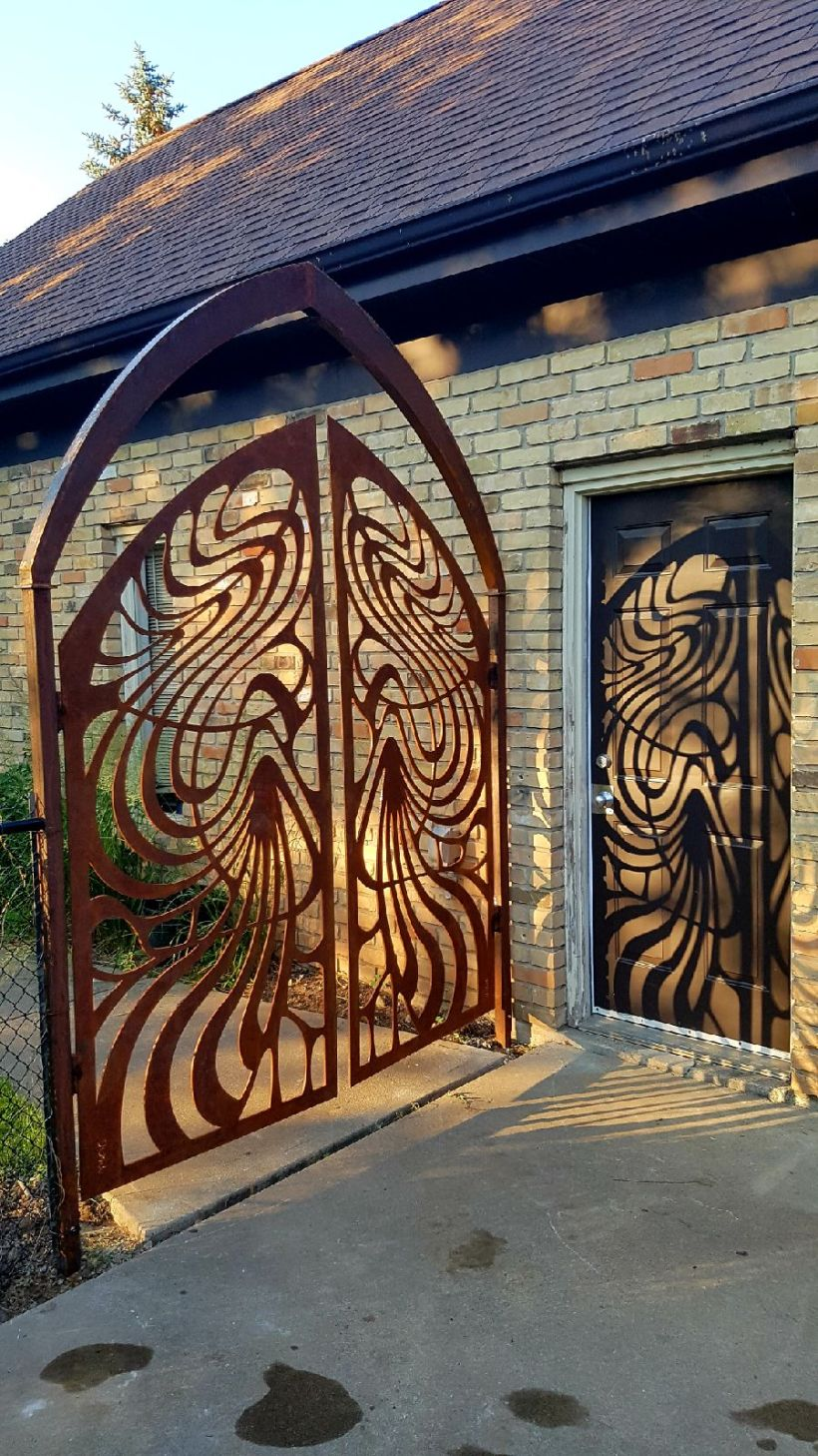Custom Metal Gates