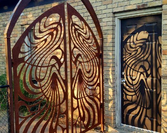 Custom Metal Gates