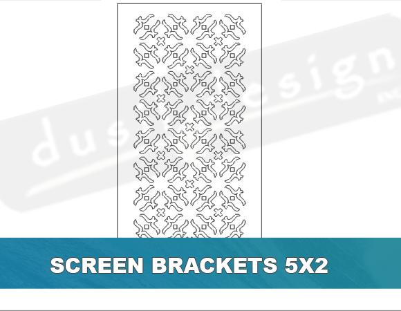 Screen Brackets