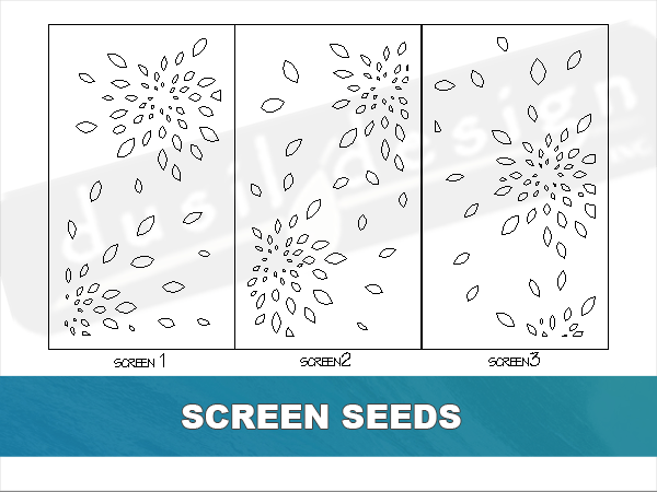 Screen Seeds