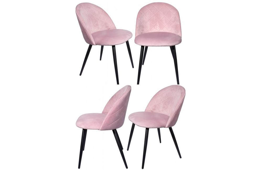 chaise candy 2 couleurs dusine