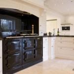 Dusko Edwardian Style Kitchen in Wilmslow, Cheshire