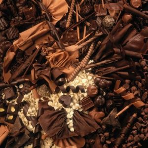 Guilty Pleasures - Chocolate