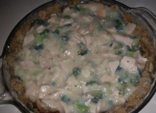 Thanksgiving Leftovers Turkey Pot Pie