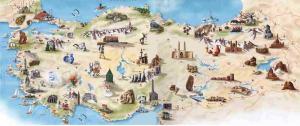 Türkiye Uygarlıklar Haritası