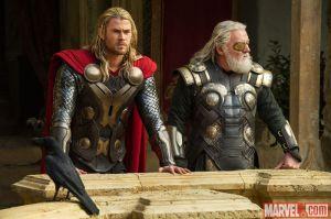 Odin ve Thor