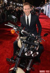 Tom Hiddleston-Loki