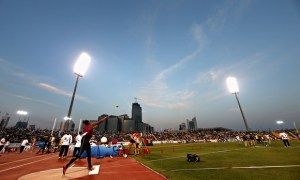 Doha squeaked home to win the bid for the 2019 World Athletics Championships ahead of Eugene.