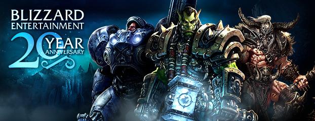 Blizzard Entertainment - Oyun sektörün amiral gemilerinden birisi
