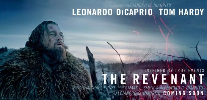 The Revenant posteri bizi filmin havasını sokmaya yetiyor