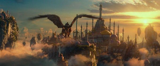 Warcraft - Dalaran muhteşem görünmüyor mu?