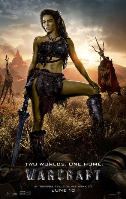 Warcraft - Olmamış...