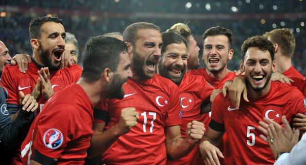 Türkiye A Milli Futbol Takımı Avrupa Şampiyonası'ndaki ilk maçı olan Hırvatistan maçına hazır.