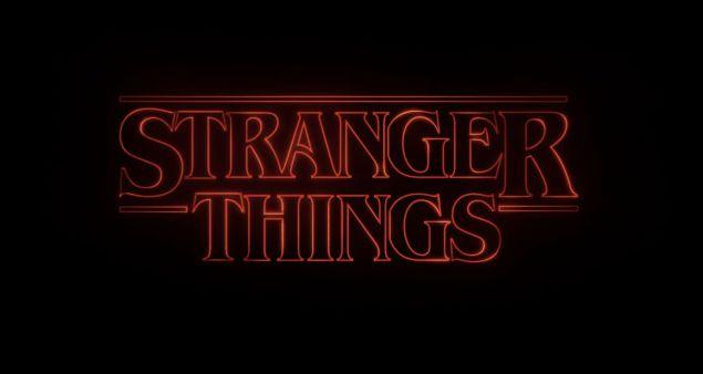 Stranger Things - Sizi bilmem ama ben bu 80'ler havasına bayıldım.