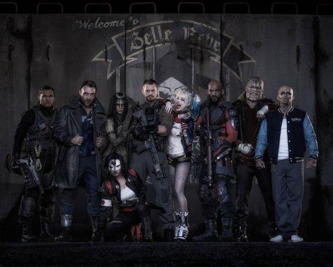 Suicide Squad - Korkutucu bir ekip oldukları kesin.