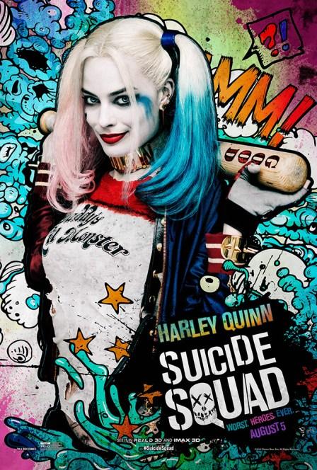 Suicide Squad - olumsuz eleştirilere rağmen film gişede iyi gidiyor gibi...