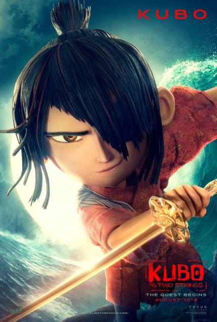 Kubo and the Two Strings - Filmin en başarılı yönlerinden birisi de karakterleri.