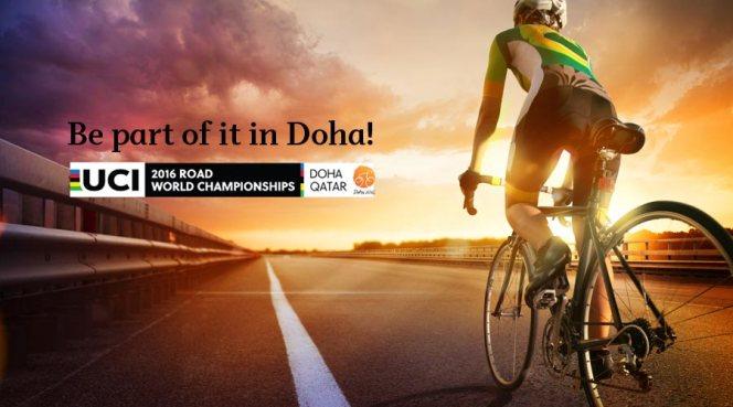 2022 Dünya Kupası hazırlıkları devam ederken, UCI Road World Championship 2016 Katar için önemli bir sınav olacak.