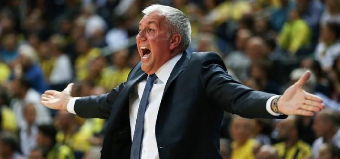 Fenerbahçe Basketbol Takım Başantrenörü Jelko Obradoviç