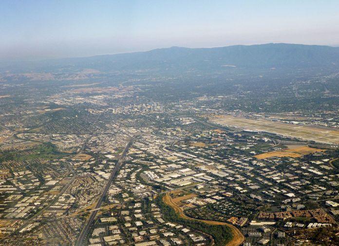 ABD'nin California eyaletinde bulunan Silikon Vadisi dünyanın teknoloji kalbi olarak adlandırılıyor. (Fotoğraf: Wikipedia)
