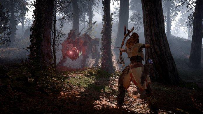 Horizon Zero Dawn - Oyunun mekanikleri, hikayesi ve görselliği on numara beş yıldız.