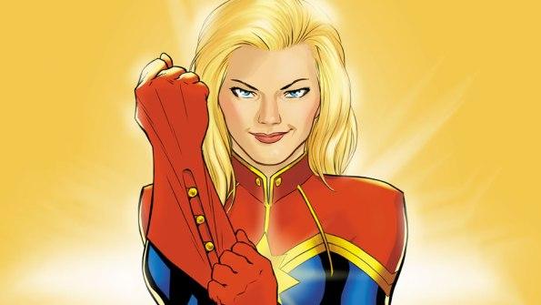 Avengers Infinity War - Captain Marvel bu filmde yok. Kendi filmi gelsin önce...