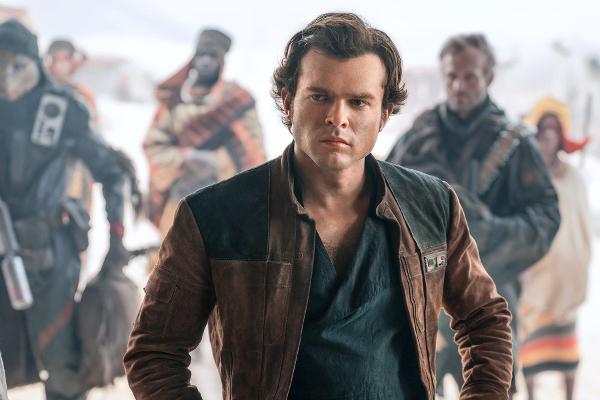Solo A Star Wars Story (Han Solo Bir Star Wars Macerası) Alden Ehrenreich