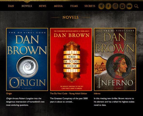 Başlangıç - Dan Brown kitaplarının ortak özelliklerini sayınız