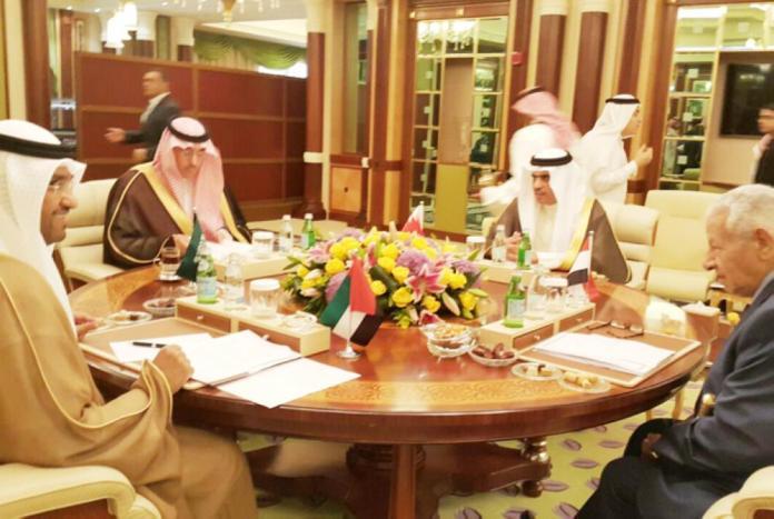 Anti-Terör Dörtlüsü toplantısı