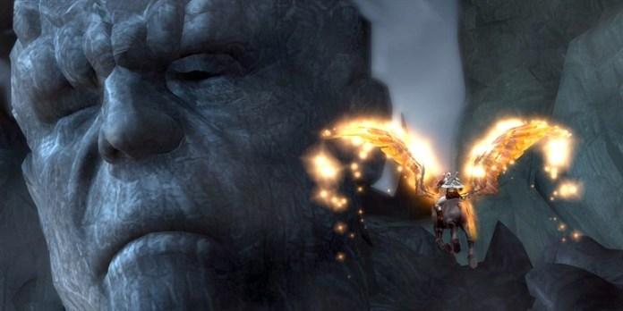 Kratos ve Pegasus