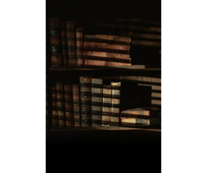 Gölgeler arasındaki kitaplar