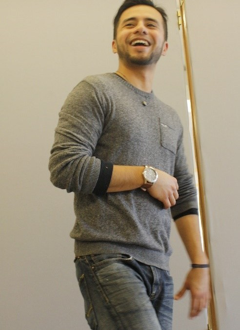 #DrurySMS graduate: Iván Garnica
