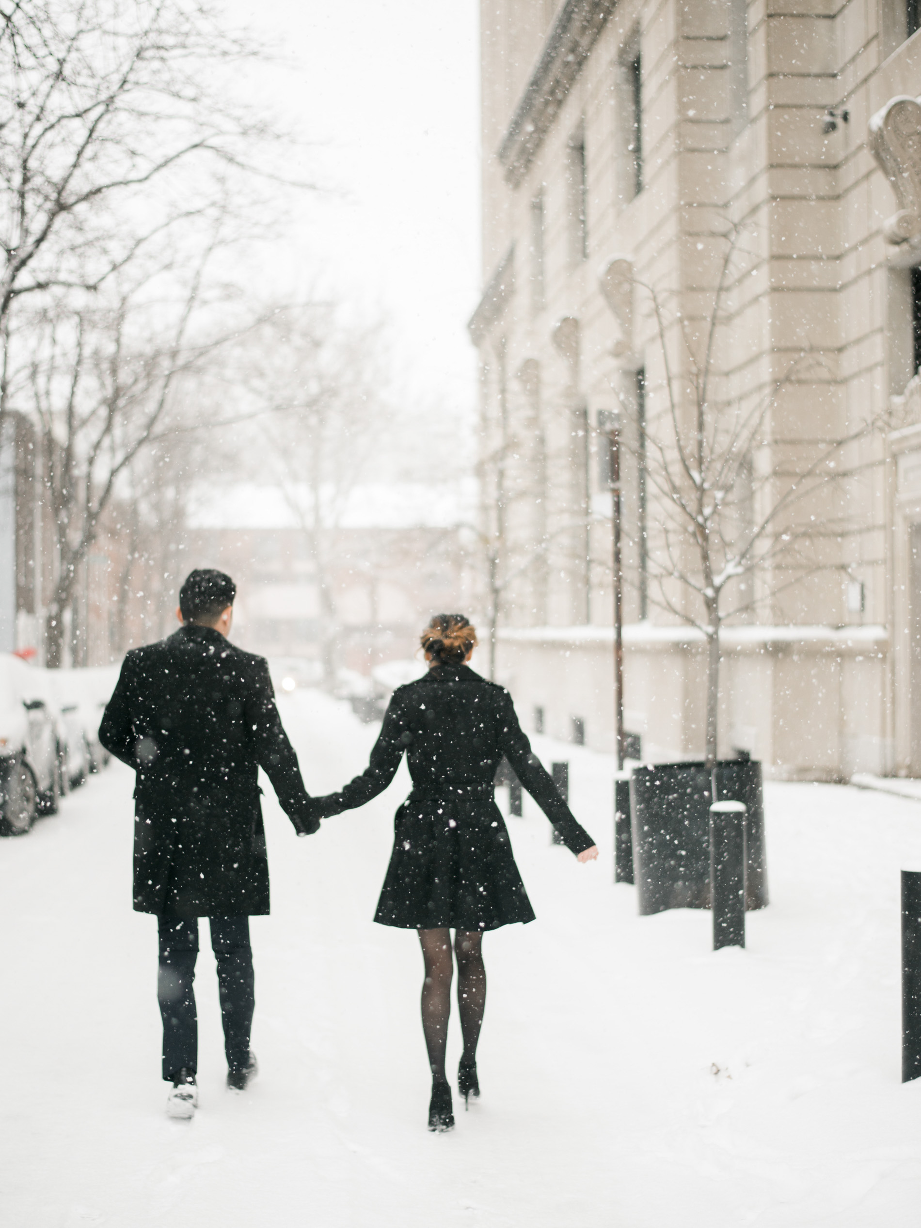 20170112 du soleil photographie philadelphia snowy winter engagement session jessica thomas 41 - car barn georgetown wedding