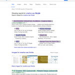 Dustbunny Creative top ten google Dustbunny Creative Search 2