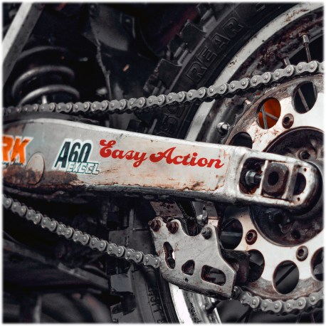 Easy Action Decal