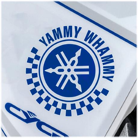 Yammy Whammy Decal