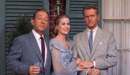 Dexter, Tracy and George