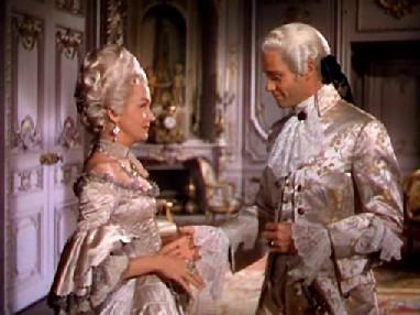 De Maynes meets Marie Antoinette