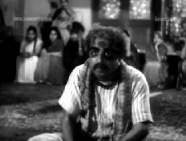 Pratap's mother fetches the ojha