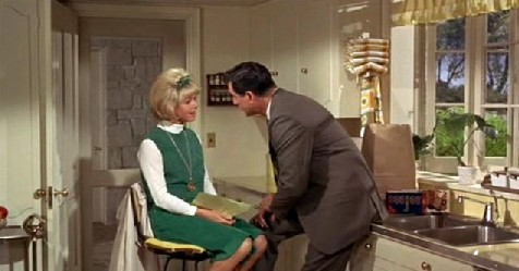 George tries to get Judy to take stock